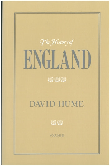 The History of England Volume II ebook by David Hume