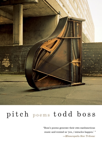 Pitch: Poems ebook by Todd Boss