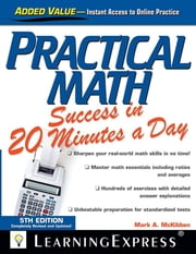 Practical Math Success in 20 Minutes a Day ebook by LearningExpress LLC Editors