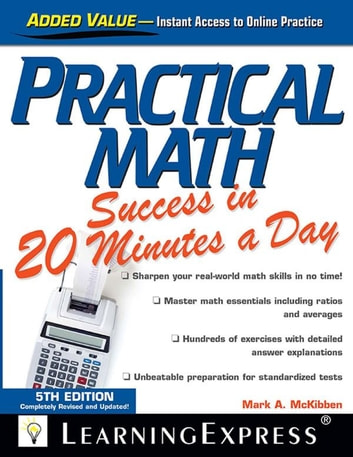 Practical math success in 20 minutes a day ebook by learningexpress practical math success in 20 minutes a day ebook by learningexpress llc editors fandeluxe Images