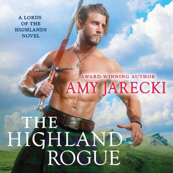 The Highland Rogue luisterboek by Amy Jarecki