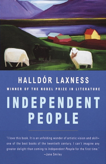 Independent People ebook by Halldor Laxness