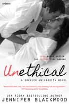 Unethical 電子書籍 Jennifer Blackwood