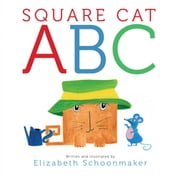 Square Cat ABC - with audio recording ebook by Elizabeth Schoonmaker, Elizabeth Schoonmaker