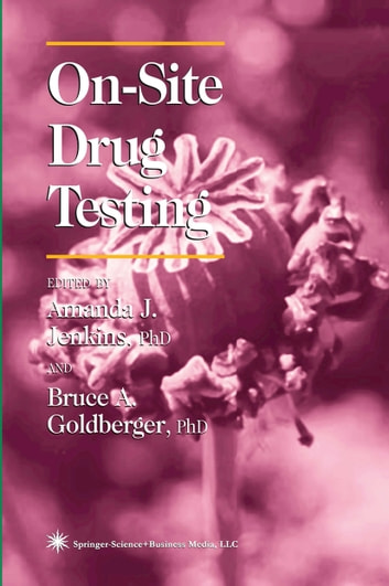 On-Site Drug Testing ebook by