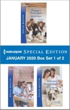 Harlequin Special Edition January 2020 - Box Set 1 of 2 ebook by Michelle Major, Rochelle Alers, Heatherly Bell