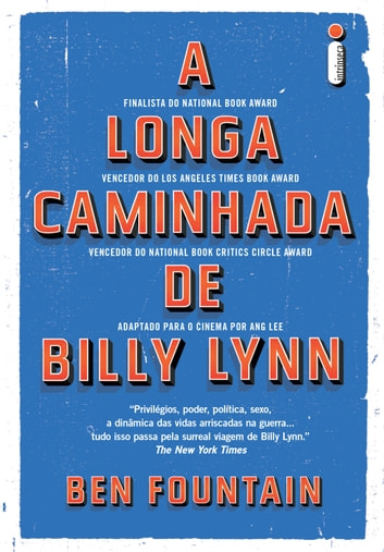 A longa caminhada de Billy Lynn eBook by Bem Fountain