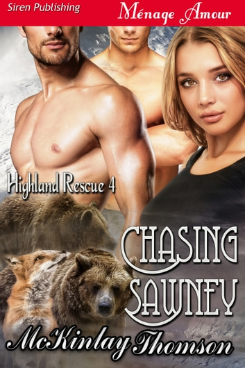 Chasing Sawney ebook by McKinlay Thomson