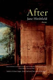 After - Poems ebook by Jane Hirshfield