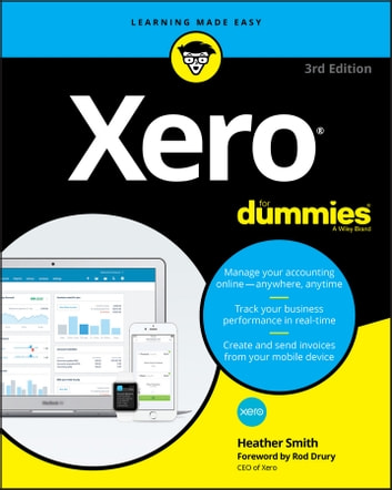 Xero for dummies ebook by heather smith 9780730334262 rakuten kobo xero for dummies ebook by heather smith fandeluxe Gallery