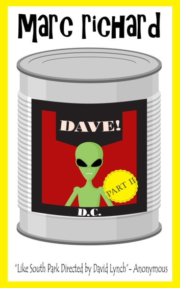 DAVE! - D.C. ebook by Marc Richard