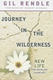 Journey in the Wilderness - New Life for Mainline Churches ebook by Gil Rendle,Robert Schnase