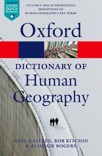dictionary of human geography pdf