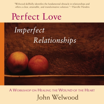 Perfect Love, Imperfect Relationships - A Workshop on Healing the Wound of the Heart audiobook by John Welwood
