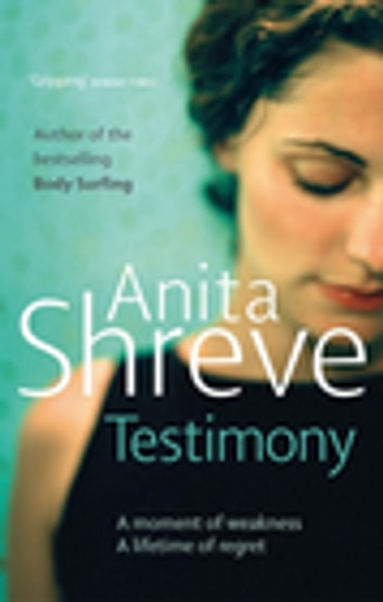 Testimony ebook by Anita Shreve