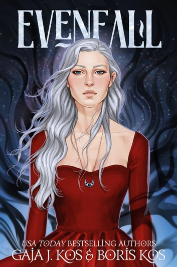 Evenfall - Shadowfire, #1 ebook by Gaja J. Kos,Boris Kos