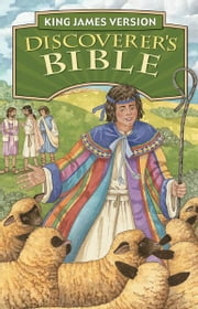 King James Version Discoverer's Bible, Revised Edition ebook by Zonderkidz