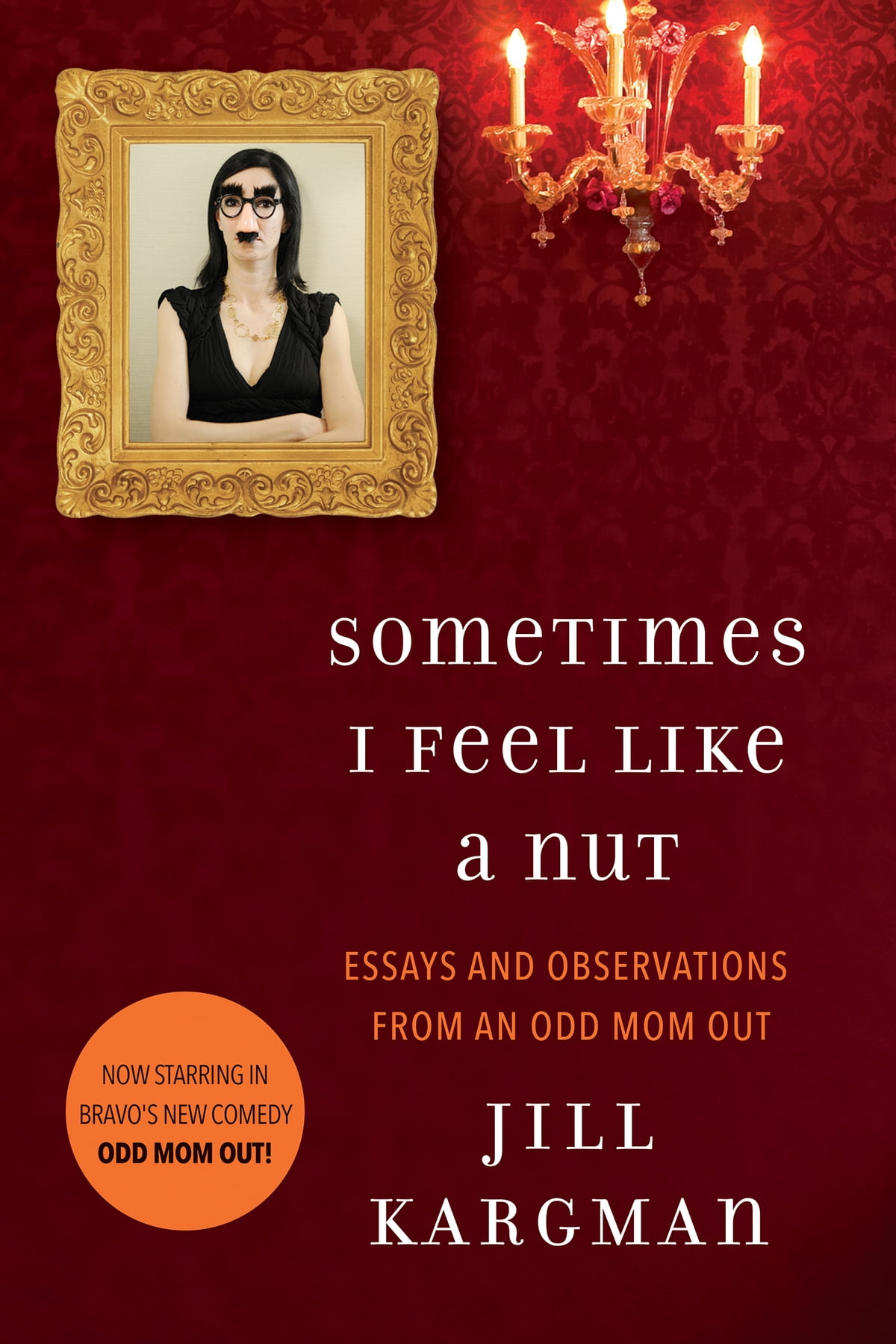 sometimes i feel like a nut essays and observations from an odd sometimes i feel like a nut essays and observations from an odd mom out ebook by jill kargman 9780062042279 kobo