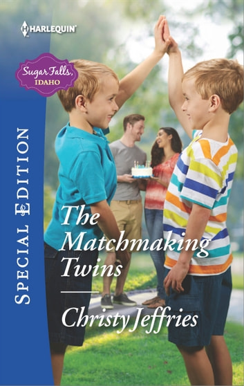 The Matchmaking Twins - A Single Dad Romance 電子書 by Christy Jeffries