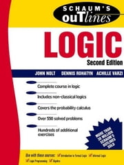 Schaum's Outline of Logic ebook by Nolt, John