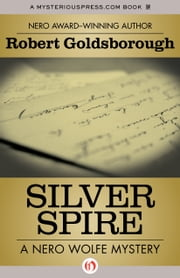Silver Spire ebook by Robert Goldsborough