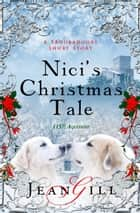 Nici's Christmas Tale - A Troubadours Short Story ebook by Jean Gill