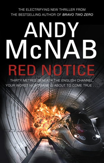 Red Notice - (Tom Buckingham Thriller 1) ebook by Andy McNab