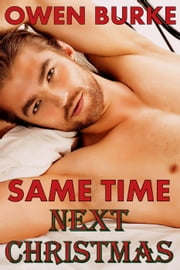 Same Time Next Christmas: Gay Erotic Romance ebook by Owen Burke