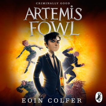 Artemis Fowl audiobook by Eoin Colfer