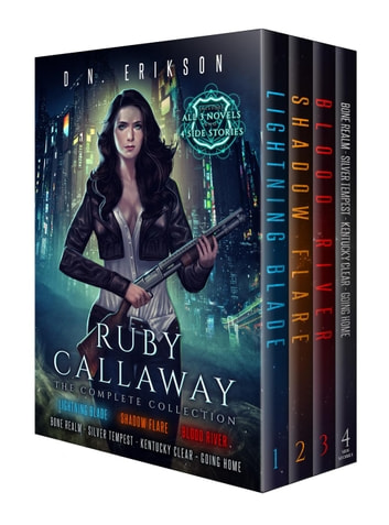 Ruby Callaway: The Complete Collection ebook by D.N. Erikson
