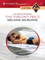 The Virgin's Price ebook by Melanie Milburne