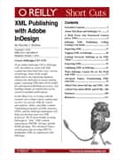 XML Publishing with Adobe InDesign ebook by Dorothy J. Hoskins