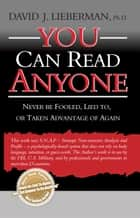 You Can Read Anyone ebook by David Lieberman