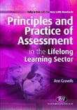 Principles and Practice of Assessment in the Lifelong Learning Sector