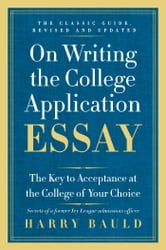essay writing for college acceptance