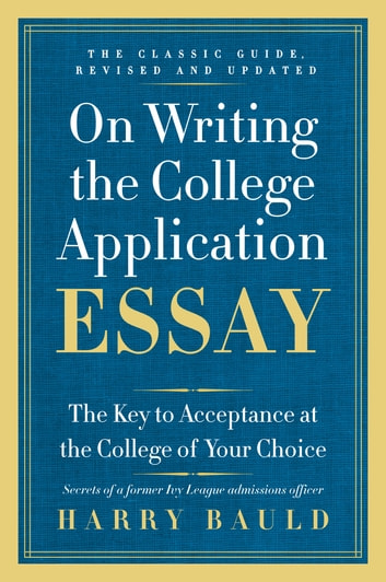 College Application Essay Formatting Requirements