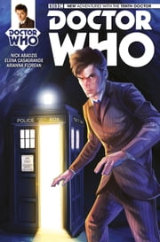 Doctor Who: The Tenth Doctor Vol. 1 Issue 3 ebook by Nick Abadzis,Elena Casagrande,Alice X. Zhang,Arianna Florean