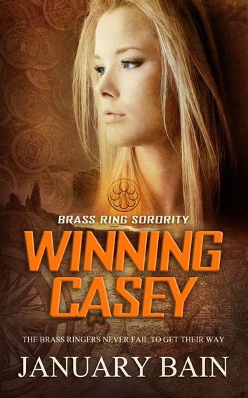 Winning Casey ebook by January Bain