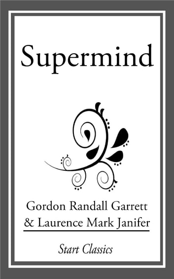 Supermind ebook by Gordon Randall Garrett