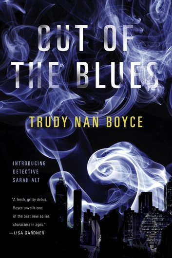 Out of the Blues ebook by Trudy Nan Boyce