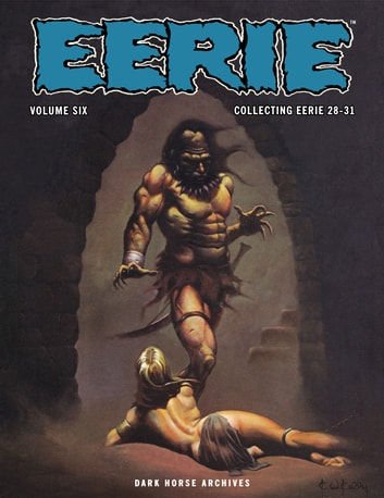 Eerie Archives Volume 6 ebook by Various