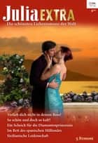 Julia Extra Band 381 ebook by Kim Lawrence,Susan Stephens,Carol Marinelli,Emma Darcy