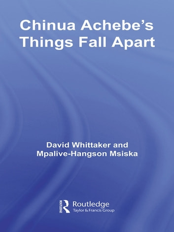 an analysis of things fall apart by chinua achebe and desais clear light of day You'll learn about imagery and how it is used in chinua achebe's 'things fall apart' things fall apart literary analysis imagery in things fall apart.