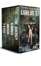Karma Box Set ebook by Donna Augustine