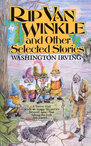 Rip Van Winkle - and other selected stories ebook by Washington Irving