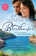 Summer Blockbuster 2020/Moretti's Marriage Command/Doctor's Guide to Dating in the Jungle/Pride and Pregnancy/Pine Lake ebook by Kate Hewitt, Amanda Stevens, Tina Beckett,...