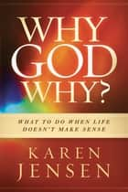 Why, God, Why? - What to Do When Life Doesn't Make Sense ebook by Karen Jensen