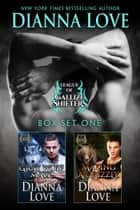 League Of Gallize Shifters box set: Books 1 & 2 ebook by