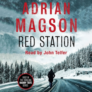 Red Station audiobook by Adrian Magson