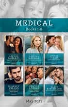 Medical Box Set May 2021/Unlocking the Rebel's Heart/Nurse's One-Night Baby Surprise/A Family Made in Rome/Reawakened by the Italian Surgeon/T ebook by Alison Roberts, Scarlet Wilson, Louisa George,...